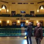 eerste indruk zaal civic auditorium