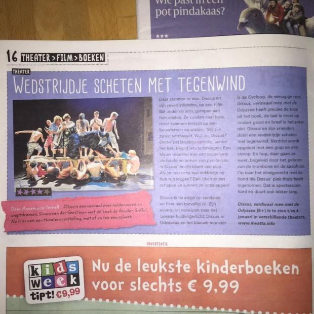 recensie kidsweek 20112014