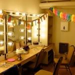 versierde kleedkamer siem en steven