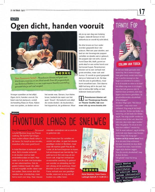 recensie Perenbomen Kidsweek