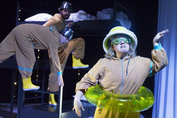 Blote Konten Theatergroep Kwatta
